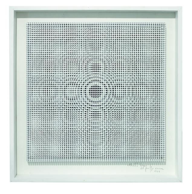 , 'Oggetto ottico-dinamico,' 1964, Dep Art