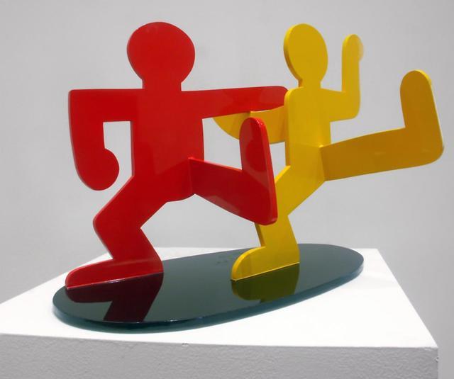 , 'Two Dancing Figures,' 1989, Joseph K. Levene Fine Art, Ltd.