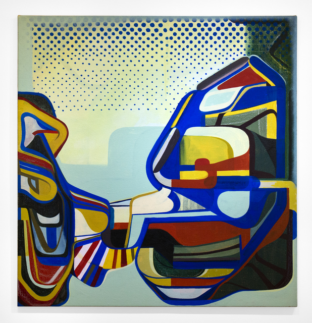 , 'Kissorkuss,' 2016, FRED.GIAMPIETRO Gallery
