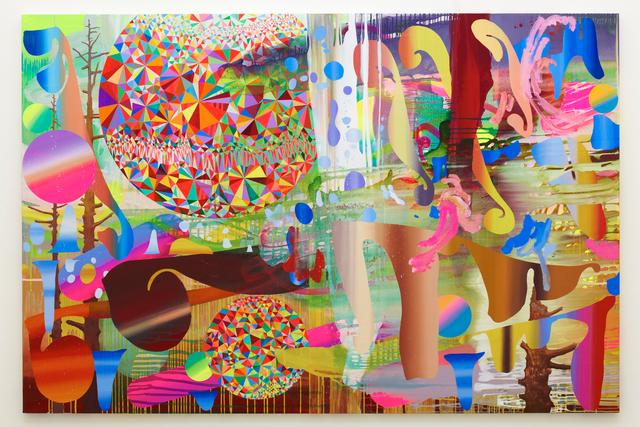 , '霧の森の中で迷う。 Lost in Misty Forest.,' 2015, Tomio Koyama Gallery
