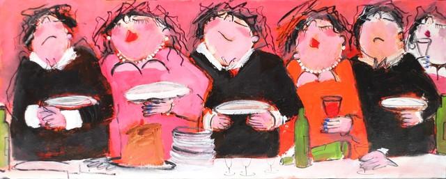 Gerdine Duijsens, 'The Party', 2014, Artspace Warehouse