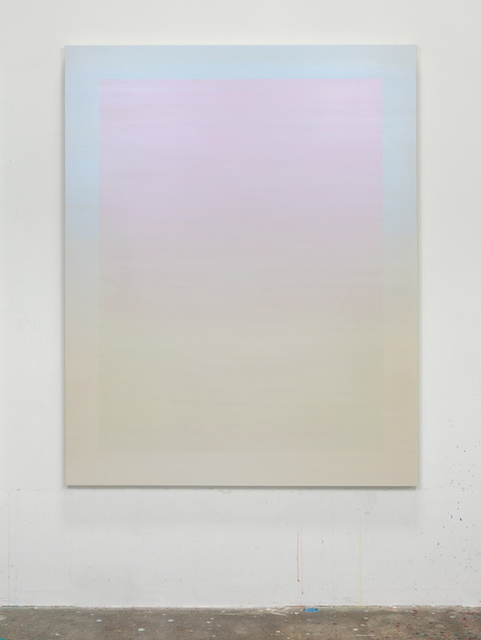 , 'Interference (cerulean-pink),' 2018, K. Imperial Fine Art