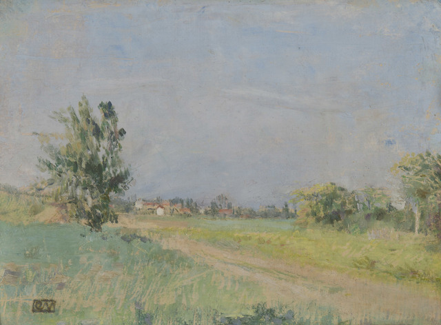 , 'Alentour de Créteil,' 1888-1889, BAILLY GALLERY