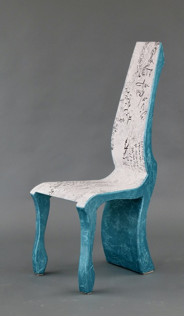 , 'As I Imagine Chair,' 2018, GVG Contemporary