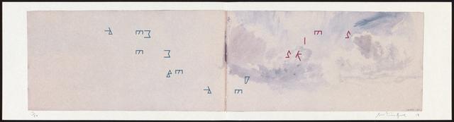 Martin Boyce, 'Remembered Skies', 2018, Tate
