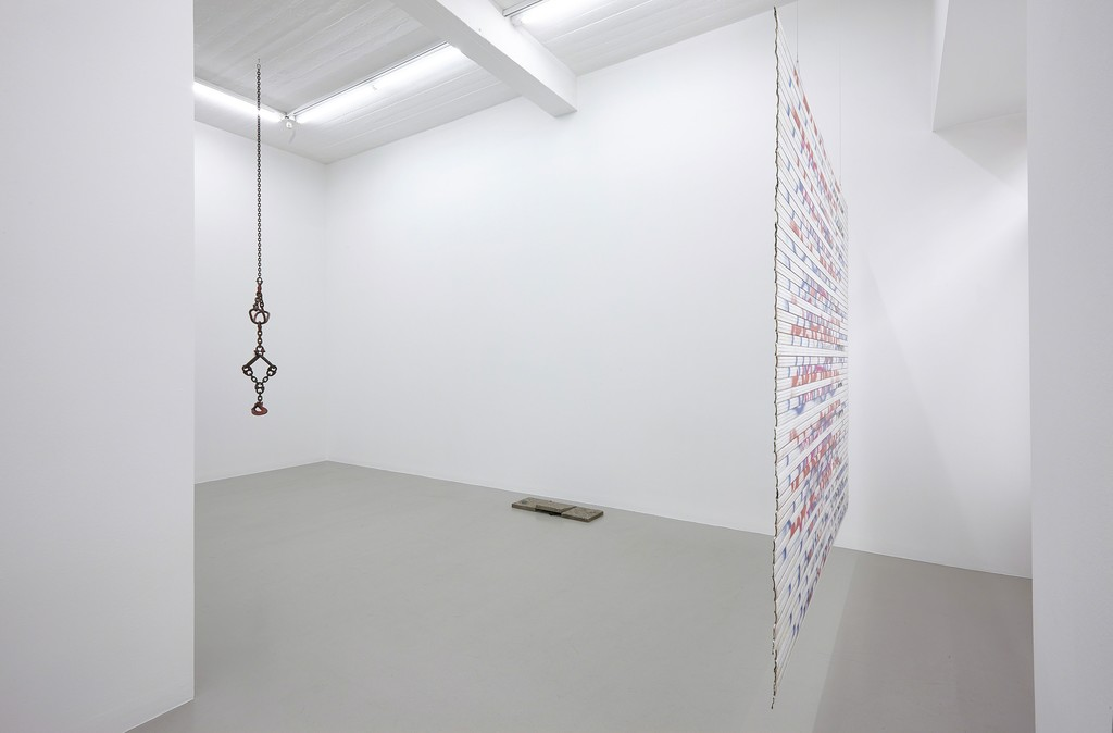 Sofia Hultén - Entropy High (Exhibition View)
