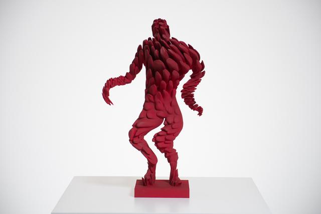 , 'Manifolds IV,' 2014, Galerie Antoine Ertaskiran