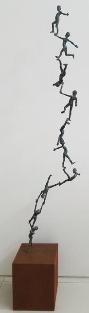, 'Doblecoluma,' 2017, REDSEA Gallery