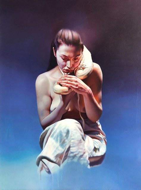 , 'Denis au-delá de mes tennis,' 1977, Kalman Maklary Fine Arts
