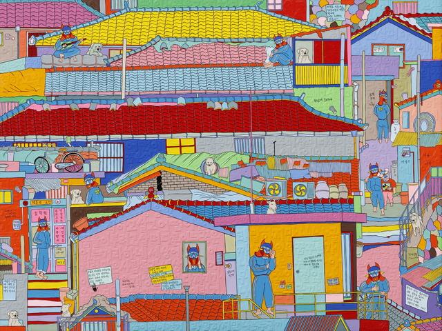 , 'Someone's Dream II,' 2014-2015, Gallery LVS