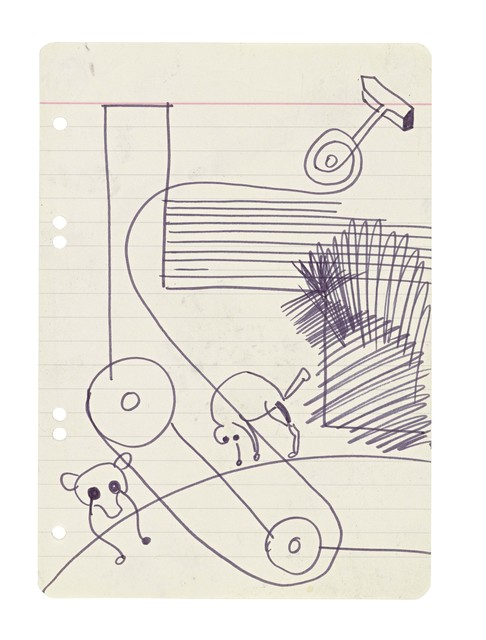 , 'Ohne Titel,' , Suzanne Tarasieve