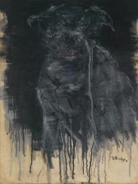 , 'Dog No.2,' 1999, Aye Gallery