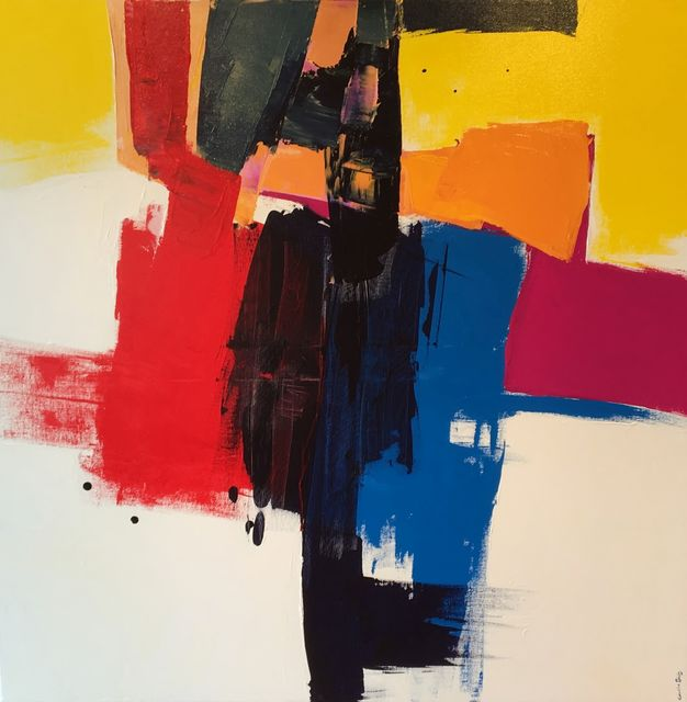 , 'Adagio VII,' 2017, Agnès Szaboova Gallery