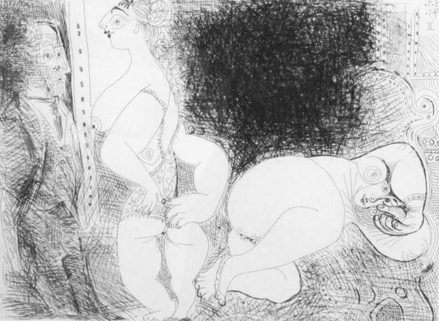 , 'Sans titre, 13 Mars 1971 II, Suite 156,' 1971, Galerie Michaela Stock