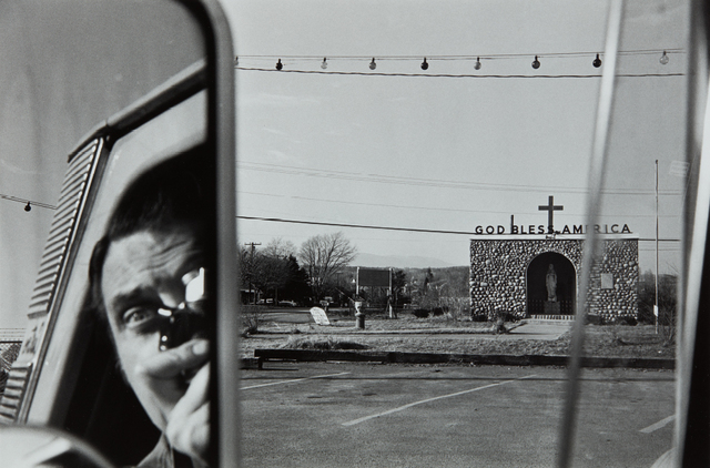 Lee Friedlander, 'Route 9W, New York', Photographed in 1969 and printed 1970s, Phillips