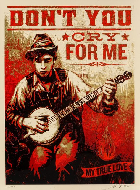 Shepard Fairey, 'Oh Susanna, from the Americana Box', 2012, Heritage Auctions