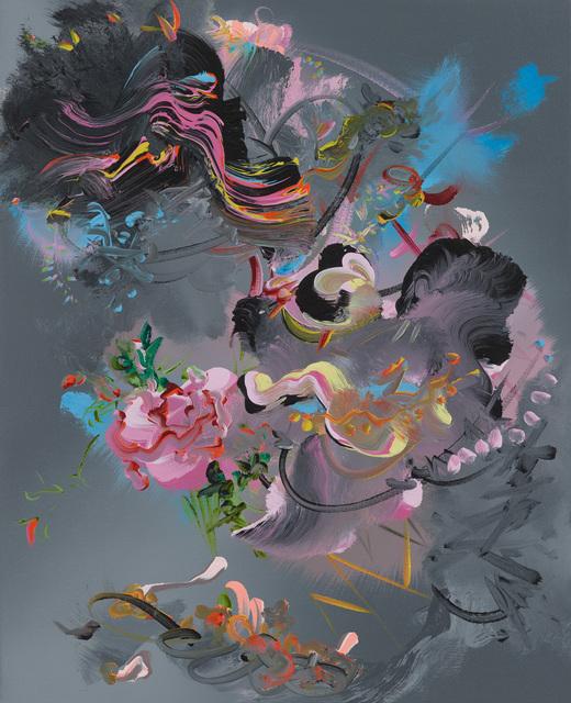 Fiona Rae, 'Figment 2m', 2016, Buchmann Galerie