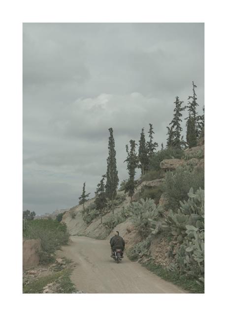 , 'Motorcycle,' 2018, Hans Alf Gallery