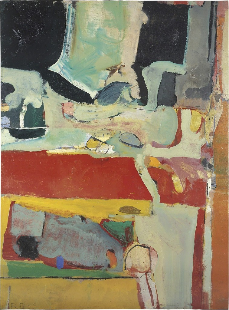 Richard Diebenkorn, 'Urbana #4,' 1953, Richard Diebenkorn Foundation