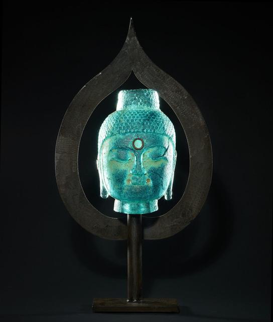 , 'Lotus Aqua Buddha,' , CODA Gallery