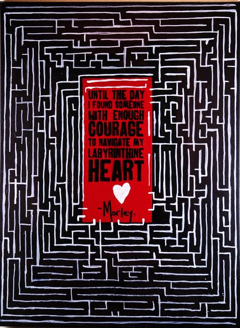 , 'Courage,' 2017, EWKUKS