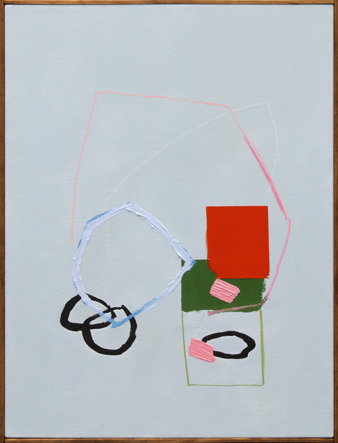 , 'Connectivity No. 28,' 2014, Heather James Fine Art