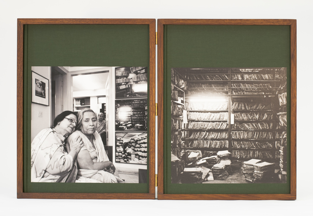 Dayanita Singh, 'Mona, Mother, Mohun and the FILEROOM', 2016, Tate