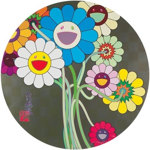 Takashi Murakami, 'Flowers For Algernon', 2010, Dope! Gallery