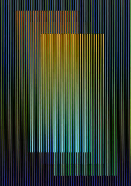 , 'Color Aditivo Rosmira,' 2011, Marion Gallery