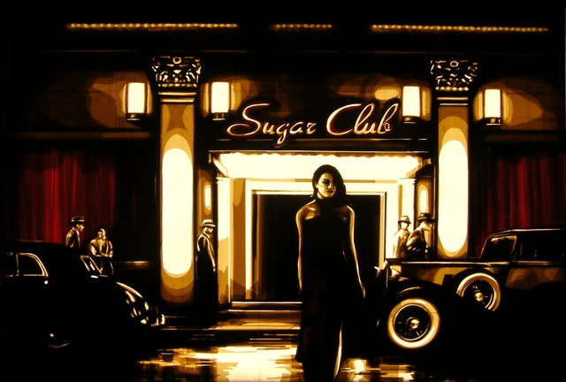 , 'Sugar Club,' , MUCA