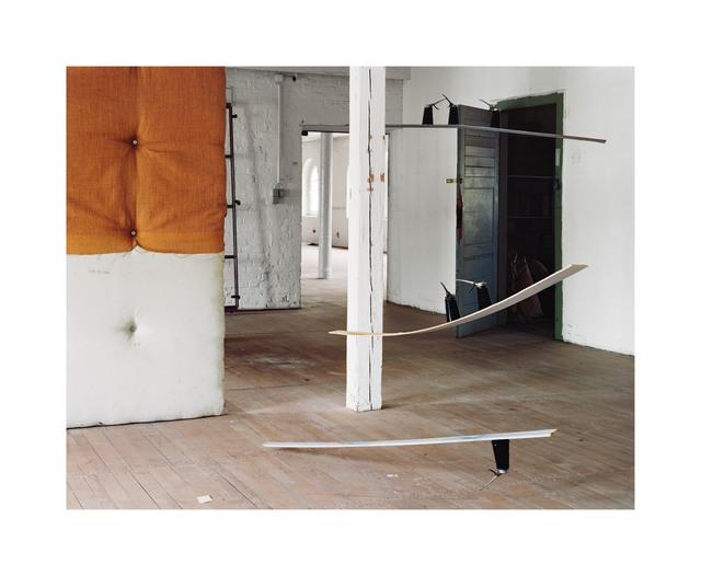 , 'Running out 6,' 2016, Galerie Kleindienst