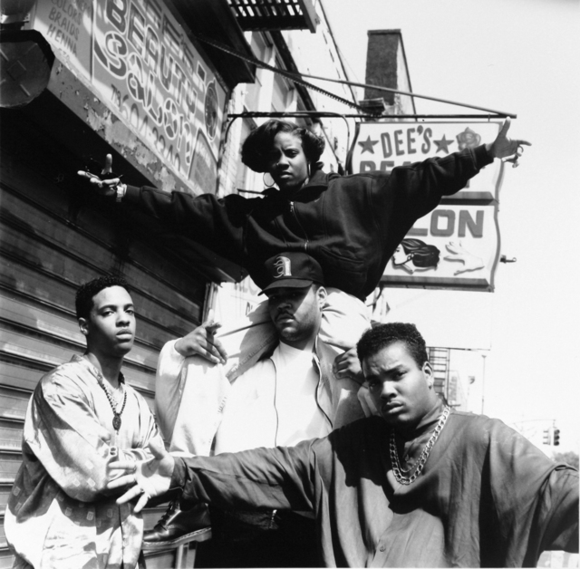 , 'Portrait of Hip Hop Artists ,' 1990, Getty Images Gallery