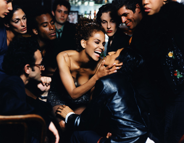 , 'Halle Berry,' 1998, CAMERA WORK
