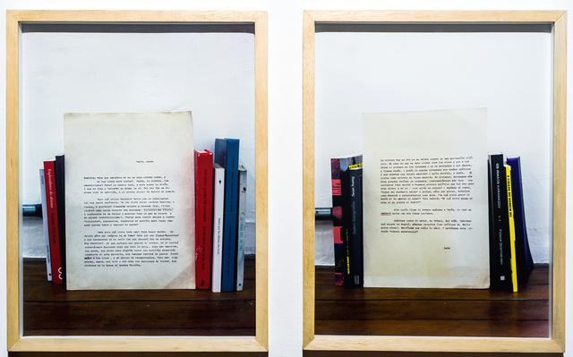 , 'Ofício (Luis Caballero) [Craft (Luis Caballero)],' 2016, Sé Galeria