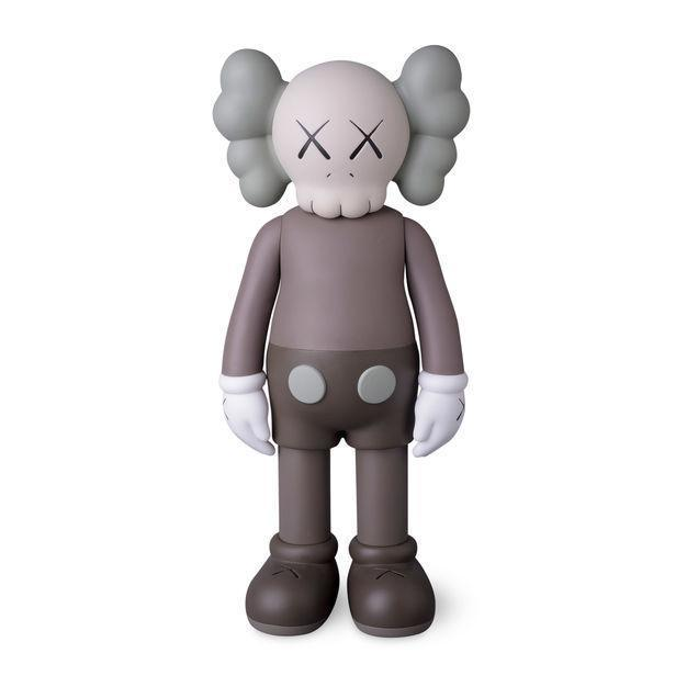 KAWS, 'KAWS Companion Mono (Full Bodied) Brown 2016', 2016, Plus