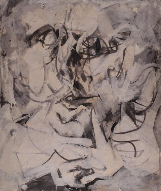 , 'Member of a City Cast,' 1954, New York Studio School
