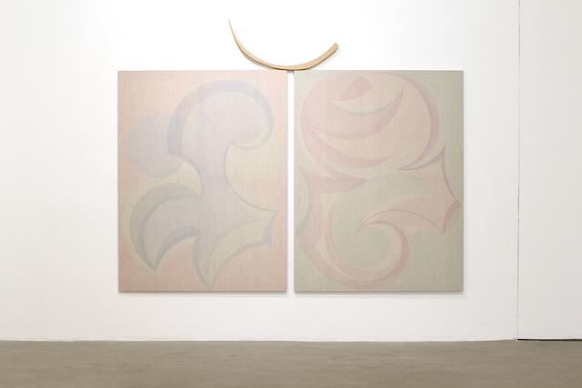 , 'Lion & Unicorn,' 2014, Philipp von Rosen Galerie