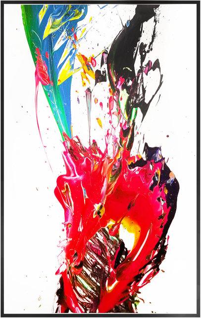 , 'Splash of Colour II #93,' 2018, Peter Triantos Galleries