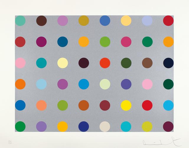 Damien Hirst, 'Histidyl', 2008, Phillips