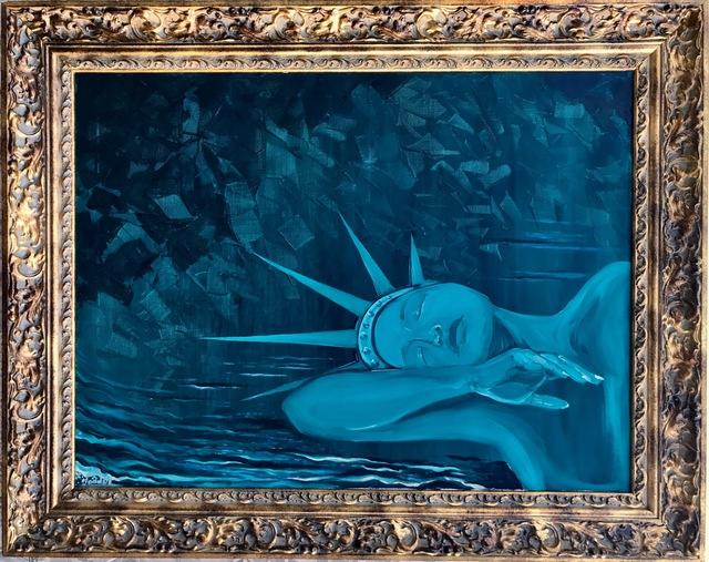 Iulia Toader, 'EMERALD CITY', 2017, Renaissance Art Gallery