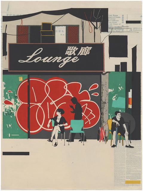 , 'Hong Kong Lounge,' 2017, Joshua Liner Gallery