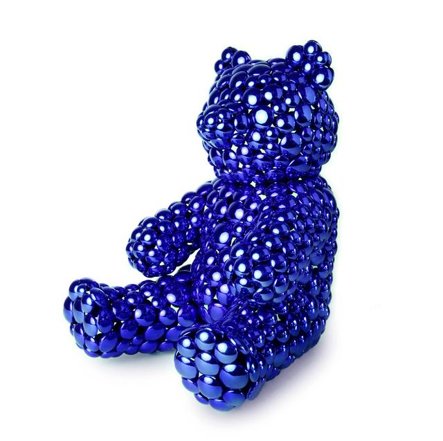 , 'Blue Teddy Bear,' 2015, The Public House of Art