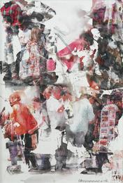 Robert Rauschenberg, 'San Marco [Anagram (A Pun)],' 1998, Sotheby's: Contemporary Art Day Auction