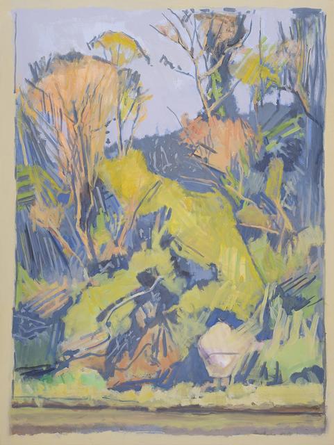 , 'Riverbank at Warrandyte,' 2016, Charles Nodrum Gallery