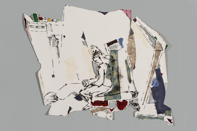 , 'Personal Space,' 2016, ArtCN