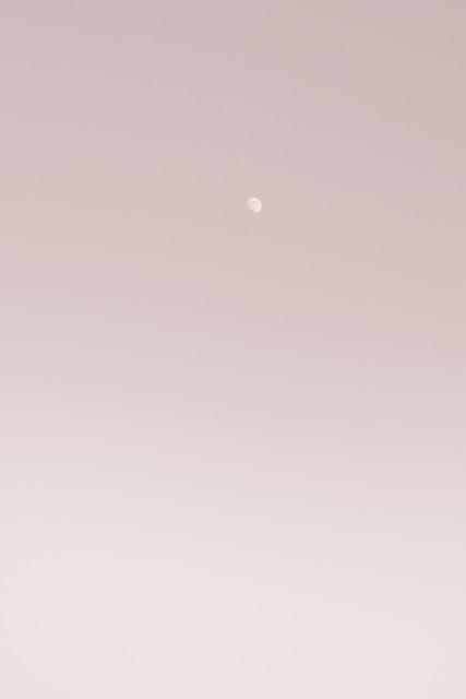 , 'Moon #19,' 2017, Lumitrix