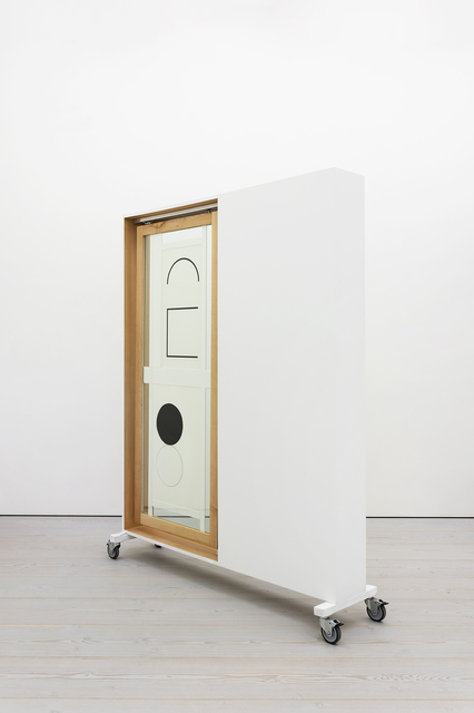 , 'THE CRESCENT & THE SQUARE 1983 - PRESENT / ENCOUNTER OF THE DORA & THE PO 1985 - PRESENT, ,' 1983-2019, Marian Goodman Gallery
