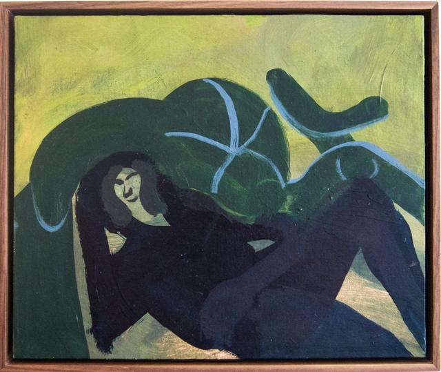 , 'Siesta i,' 2017, Kristin Hjellegjerde Gallery