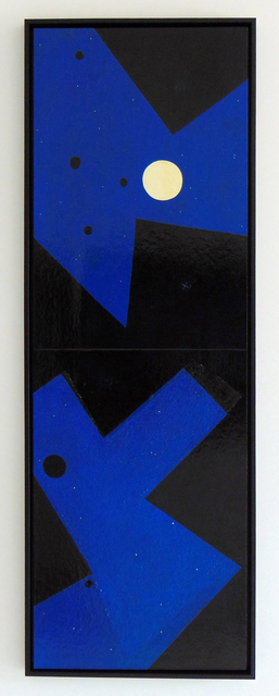 , 'Night Sky K. W.,' 2015, Bruno David Gallery & Bruno David Projects