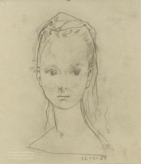 , 'Douceur ,' 1961, Arts et Autographes